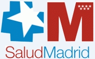 Logo de Salud Madrid