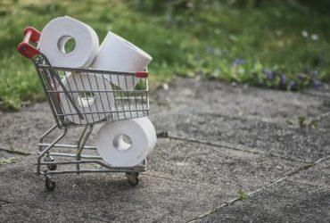 ¿Por qué se compra el papel higiénico?